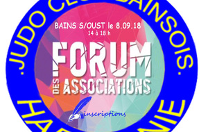 Inscriptions au forum des associations